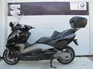 Occasion BMW C 650 GT  Pack Highline + accessoire Ebony metallic/Monolith metallic matt 2015