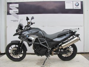 Occasion BMW F 700 GS + Options Mineralgrey metallic 2016