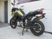 Occasion BMW F 750 GS Pack Confort Touring Dynamic + options Blanc Uni 2018 #4