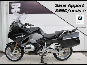 Occasion BMW R 1200 RT Pack Confort + Dynamic + Touring + RADIO + Options Carbon black metallic 2018