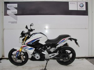 Occasion BMW G 310 R ABS Cosmic black uni 2019