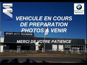 Occasion BMW R 1200 GS Pack Dynamic + Options Gris Foncé Métal 2013