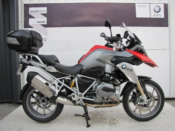 Occasion BMW R 1200 GS Pack Dynamic+ Options ROUGE 2013