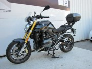 Occasion BMW R 1200 R Pack Confort + Touring + Options Exclusive THUNDER GREY 2017 #5