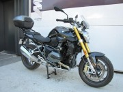 Occasion BMW R 1200 R Pack Confort + Touring + Options Exclusive THUNDER GREY 2017 #7