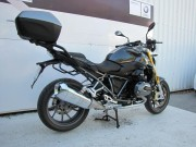 Occasion BMW R 1200 R Pack Confort + Touring + Options Exclusive THUNDER GREY 2017 #8