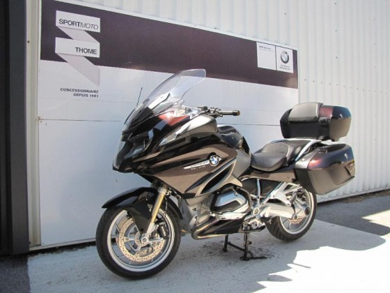 Occasion BMW R 1200 RT Pack Confort + Dynamic + Touring + Options Ebony metallic 2015