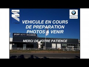 Occasion BMW R 1200 R CLASSIC + Options Sapphire black metallic / Alpine white 2013