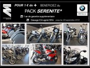 Occasion BMW R 1200 RT Pack Confort + Dynamic + Touring + Options Alpine white 2016 #1