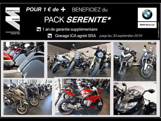 Occasion BMW R 1200 RT Pack Confort + Dynamic + Touring + Options Alpine white 2016