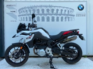 Occasion BMW F 750 GS + Options Blanc 2018