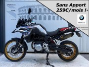 Occasion BMW F 850 GS Pack Confort + Dynamic + Touring + Options Lightwhite uni 2018 #1