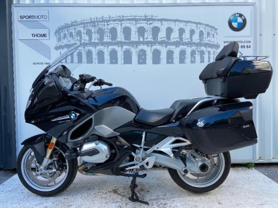 Occasion BMW R 1200 RT Pack Confort + Dynamic + Touring + Options BLEU 2017