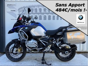 Occasion BMW R 1250 GS Adventure Pack Confort + Dynamic + Touring + Options HP 2019