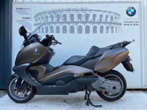 Occasion BMW C 650 GT Pack Highline + Sécurité GRIS SATIN 2017
