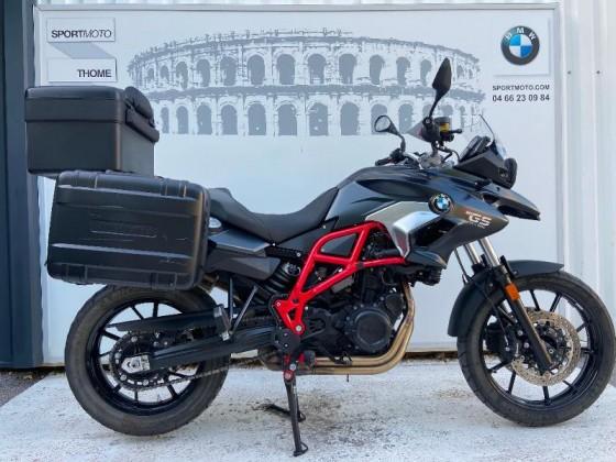 Occasion BMW F 700 GS Pack Confort + Dynamic + Options NOIRE 2017