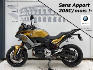 Occasion BMW F 900 XR Pack Dynamic + Touring + Confort + Options Galvanic gold metallic 2020