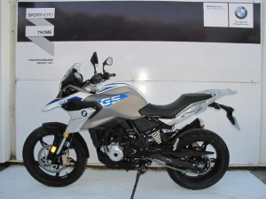 Occasion BMW G 310 GS ABS Blanc 2019