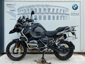Occasion BMW R 1200 GS Adventure Pack Dynamic+ Touring + Option TRIPLE BLACK 2017
