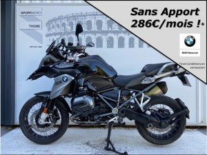 Occasion BMW R 1200 GS Pack Dynamic + Touring + Confort + Options Triple Black 2017