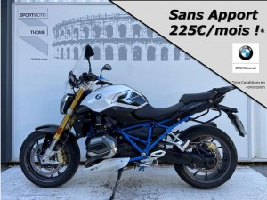Occasion BMW R 1200 R +Options LIGHT WHITE 2018