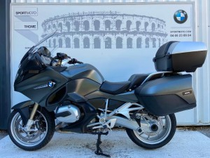 Occasion BMW R 1200 RT Pack Confort + Dynamic + Touring + Options Callisto grey metallic matt 2015