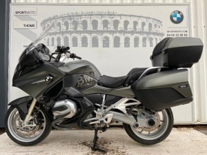 Occasion BMW R 1200 RT Pack Confort + Dynamic + Touring + Options GRIS MATT 2015