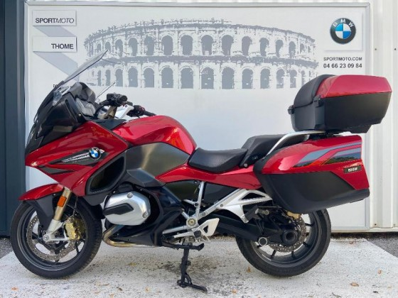 Occasion BMW R 1200 RT Pack Confort + Dynamic + Touring + Options ROUGE 2018