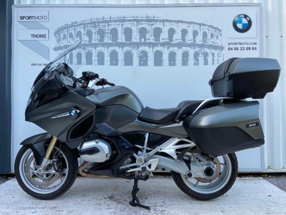 Occasion BMW R 1200 RT Pack Dynamic + Touring + Confort + Options Callisto Grey 2015