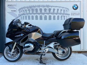 Occasion BMW R 1200 RT Pack Touring + Dynamic + Options Ebony metallic 2016