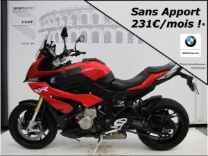 Occasion BMW S 1000 XR Pack Dynamic ROUGE 2016