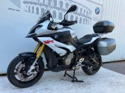 Occasion BMW S 1000 XR Pack Touring + Dynamic + Options BLANCHE 2016 #2