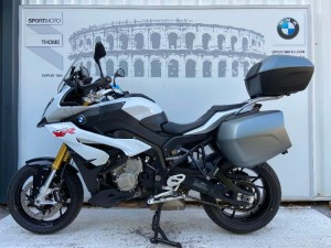 Occasion BMW S 1000 XR Pack Touring + Dynamic + Options BLANCHE 2016