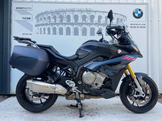 Occasion BMW S 1000 XR Pack Touring + Dynamic + Options BLEU MATT 2018