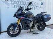 Occasion BMW S 1000 XR Pack Touring + Dynamic + Options BLEU MATT 2018 #2