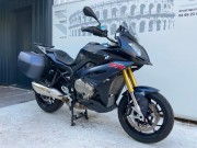 Occasion BMW S 1000 XR Pack Touring + Dynamic + Options BLEU MATT 2018 #3