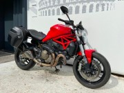 Occasion DUCATI Monster 821 Rouge 2015 #3