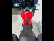 Occasion DUCATI Monster 821 Rouge 2015 #6