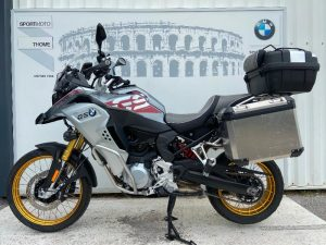 Occasion BMW F 850 GS Adventure Exclusive Granite Grey metallic 2019