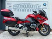 Occasion BMW R 1250 RT Style Sport Pack Confort + Dynamic + Touring + Option Mars red met./Dark slate met. matt 2019 #2