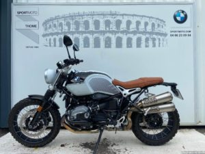 Occasion BMW R 1200 NineT Scrambler Euro 4 Option 719 Black storm metallic/Light white 2020