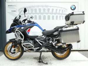 Occasion BMW R 1250 GS ADVENTURE Light White Racing Blue Racing Red 2019