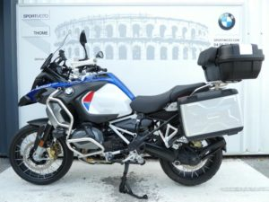 Occasion BMW R 1250 GS Adventure Pack Confort + Dynamic + Touring + Options Light White Racing Blue Racing Red 2020