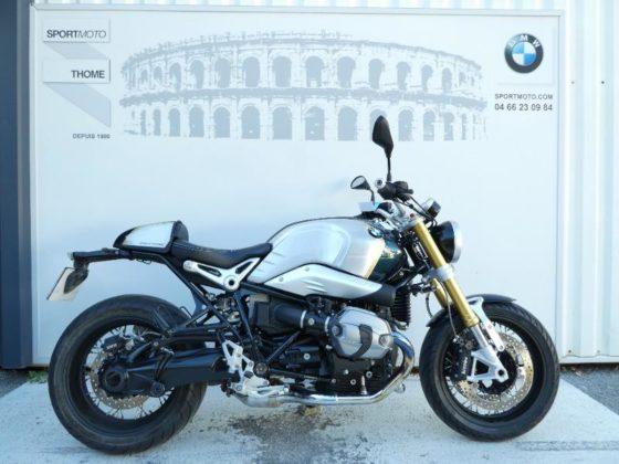 Occasion BMW R 1200 Nine T Option 719 Option 719 Pollux metallic/Aluminium 2019